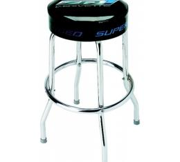 Corvette Bar Stool, With C6 ZR1 Logo