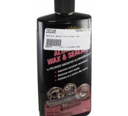 Corvette Aluminum Wheel Wax & Sealant, Busch