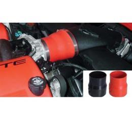 Corvette Hi-Flow Power Intake Coupler, Black, 1997-2004