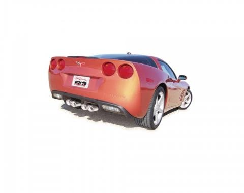Borla Exhaust Systems Rear Section Exhaust, S-Type II| 11815 Corvette 2005-2008