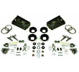 Corvette Headlight Assembly Kit, 1963-1967