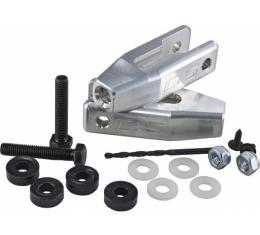 Corvette Seat Track Clevis Repair Kit, 1997-2004