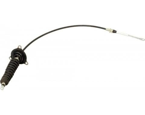 Corvette Automatic Transmission Shifter To Transmission Cable, 1984-1996