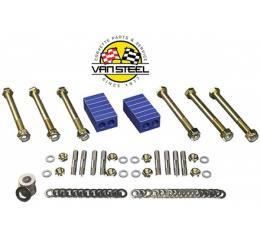 Van Steel Camber Plate Kit, Steel Frame Cars  VS-97458 Corvette 1997-2013