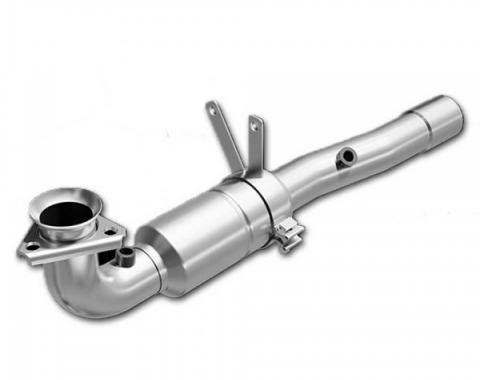 Corvette - Catalytic Converter, Right, California, 1992-1996