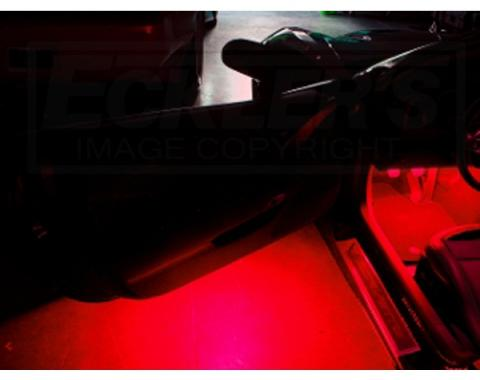 Corvette Under Door Superbright LED Kit, 2014-2017