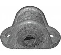 Corvette Sway Bar Housing Link, With Bushing, Lower, Front,1984-1987
