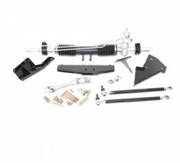 SpeedDirect 1963-1966 Corvette Steeroids Rack & Pinion Conversion Kit, Small/Big Block, Manual