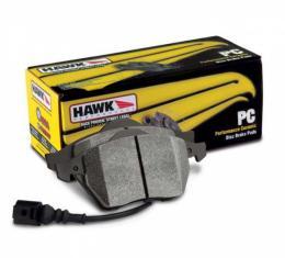 Hawk Brake Pads, Front, Performance Ceramic| HB649Z.605 Corvette Z06 2015-2017