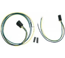 Lectric Limited Radio Harness, Convector / Amplifier, Stereo, Show Quality  VRR7073CV Corvette 1970-1976