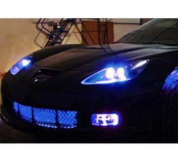 Corvette LED Grille Light Strip, 2005-2013