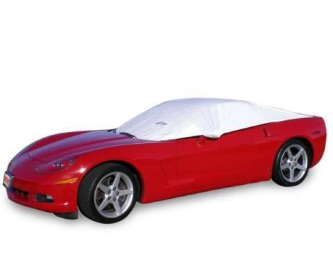 Corvette DuPont Tyvek Cockpit Cover, 2005-2016 Coupes & Convertibles
