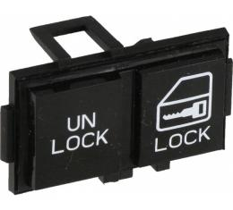Premier Quality Products Door Lock Switch, Right| DLS1901 Corvette 1984-1985
