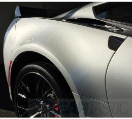 Corvette Z06 Cleartastic Plus Rear Fender Paint Protection Kit, 2015-2017