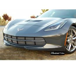 Corvette Stingray Stainless Steel Mesh Grille, 2014-2017