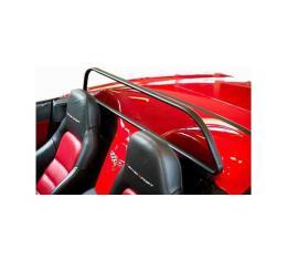 Corvette Wind Break, Convertible, Black, 2005-2013