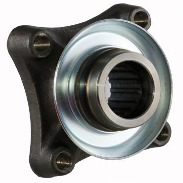 Corvette Wheel Spindle Flange, Rear, 1963-1979