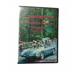 Corvette Commercials & Videos Volume 1 1953-2012