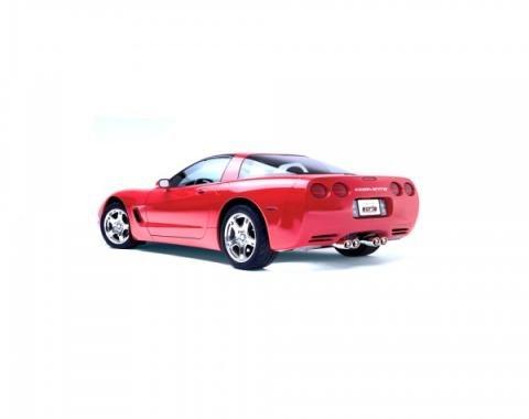 Borla Exhaust Systems ATAK Stainless Steel Cat Back Exhaust| 140428 Corvette C5 1997-2004