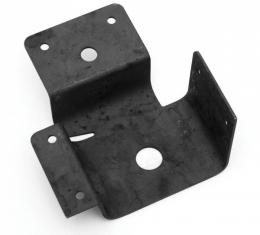 Corvette Body Mount #4 Reinforcement, on Body Coupe Right, 1964-1967