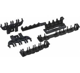 Corvette Spark Plug Wire Retainer Kit, 1992-1996