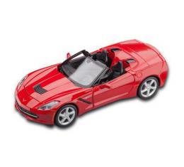 Corvette Red Stingray Convertible Die-Cast Model