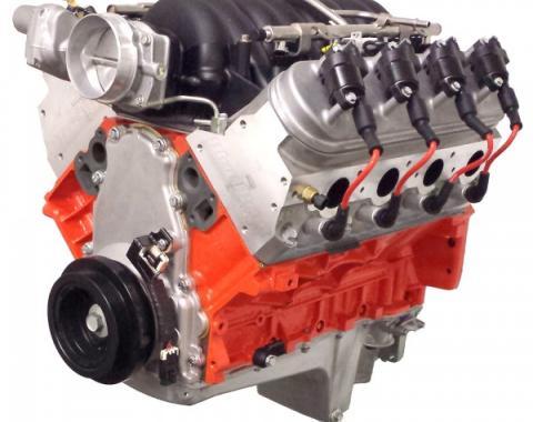 408 LS BluePrint Crate Engine 585HP, Dressed EFI