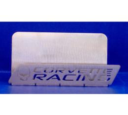 Corvette Racing Business Card Holder