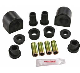 Corvette Sway Bar  & End Link Bushings, Polyurethane, 30mm,Front, 1988-1996