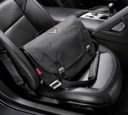 Corvette Stingray Messenger Bag, C7 Logo
