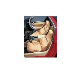 "Covercraft ""Seat Saver"" Slipcovers, Taupe