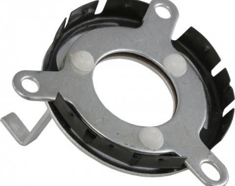 Redline Restomotive® Corvette Horn Button Contact, For Cars With Tilt/Telescopic Column, 1967-1982