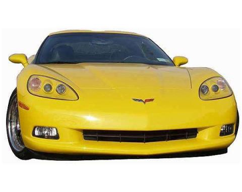 Corvette Front End Protector Kit, Cleartastic, 2005-2013