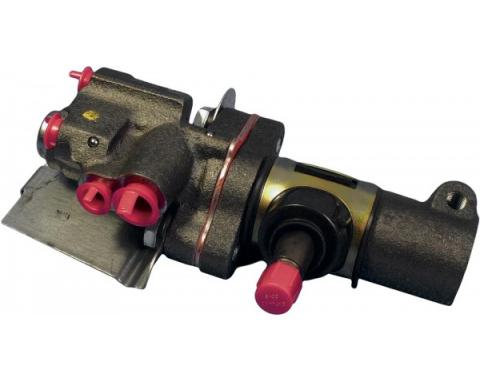 Corvette Power Steering Control Valve, New, 1963-1982