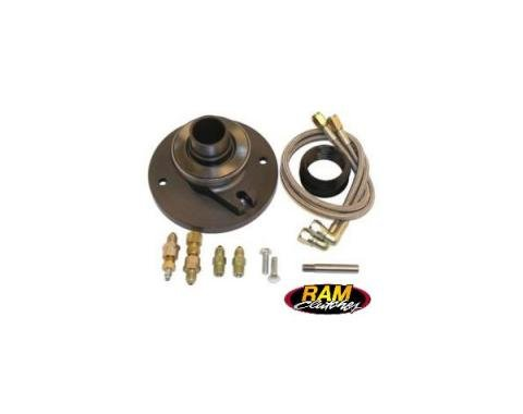 Ram Clutches Clutch Throw Out Bearing, Hydraulic| 78165** Corvette 1997-2004