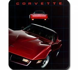 1981 Corvette Mouse Pad