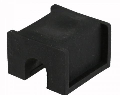 Corvette Radiator Support Cushion, Upper Square, 327/350, 1963-1972