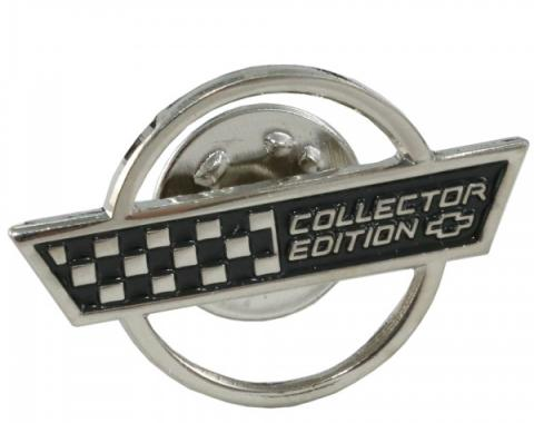 Corvette 1996 Collector Edition Lapel Pin