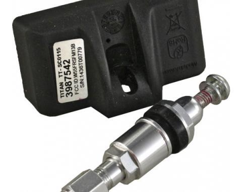 Corvette Low Pressure Tire Sensor, Titan, 2001-2004