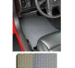 Lloyd Mats, Rubbertite Floor Mats, Light Gray  154025805 Corvette 2007Late-2013