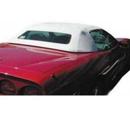 Corvette Convertible Cloth Top, Pebble Beige, With Hard Window, 50th Anniversary, 2003