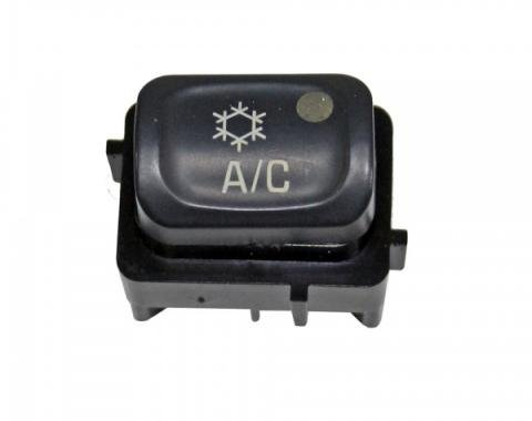 1997-2004 Corvette Climate Control Air Condition Button