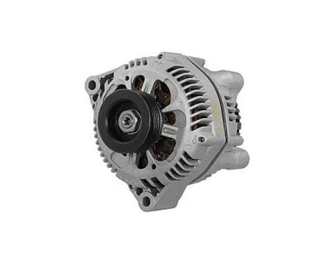 Corvette Engine Alternator, 110 Amp, Remanufactured, 1997-2004