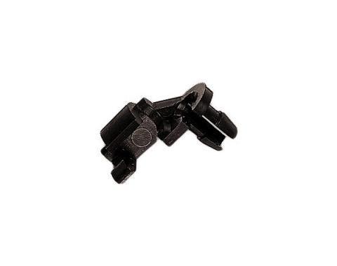Corvette Door Lock Pawl Rod Clip, 1984-1990