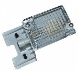 Corvette Underhood Lamp Lens Glass Upgrade Kit, 1997-2004