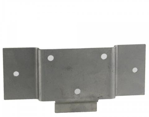 Corvette Windshield Washer Jar Bracket, 1970-1972