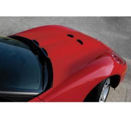 Premier Quality Products, Cold Air Hood| 48130Q Corvette 2005-2013