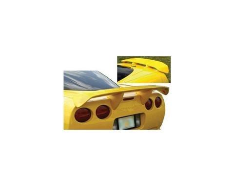 Corvette Rear Wing, C5 Race Inspired, John Greenwood Design, 1997-2004