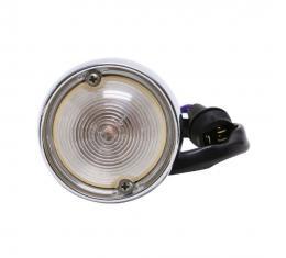 Trim Parts 63-67 Corvette Clear Park Lamp Assembly, Each 5339-CLEAR
