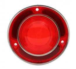 Trim Parts 71-73 Late Corvette Tail Light Lens, Each A5805